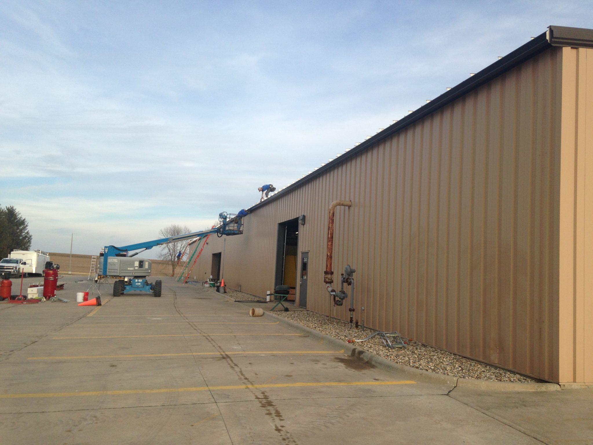 Seamless Gutters In Des Moines Amp Waterloo Iowa Iowas